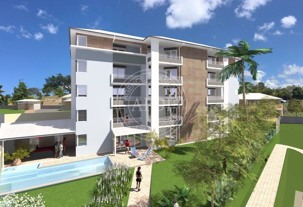 Résidence en défiscalisation à Schoelcher - CLUB CLUNY II (Martinique)