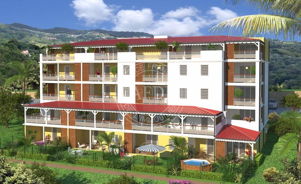 Résidence LE CLOS DE JAMBETTE en défiscalisation Loi : Pinel outre-mer à Martinique / Saint-Joseph