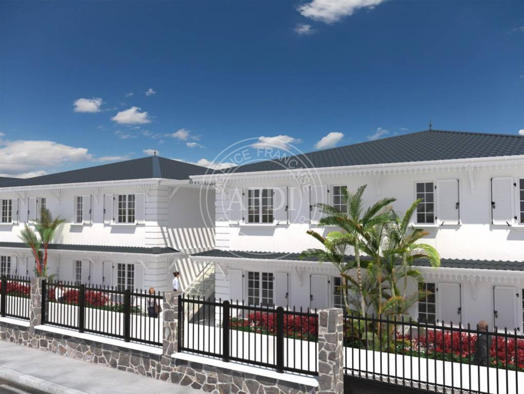 Programme neuf GRAIN DE SABLE en défiscalisation à Diamant (Martinique)