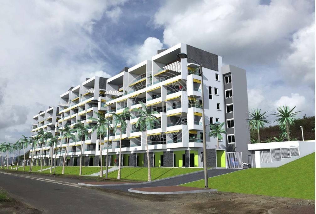 Résidence CAMARINE en défiscalisation Loi : Pinel outre-mer à Martinique / Fort-de-France