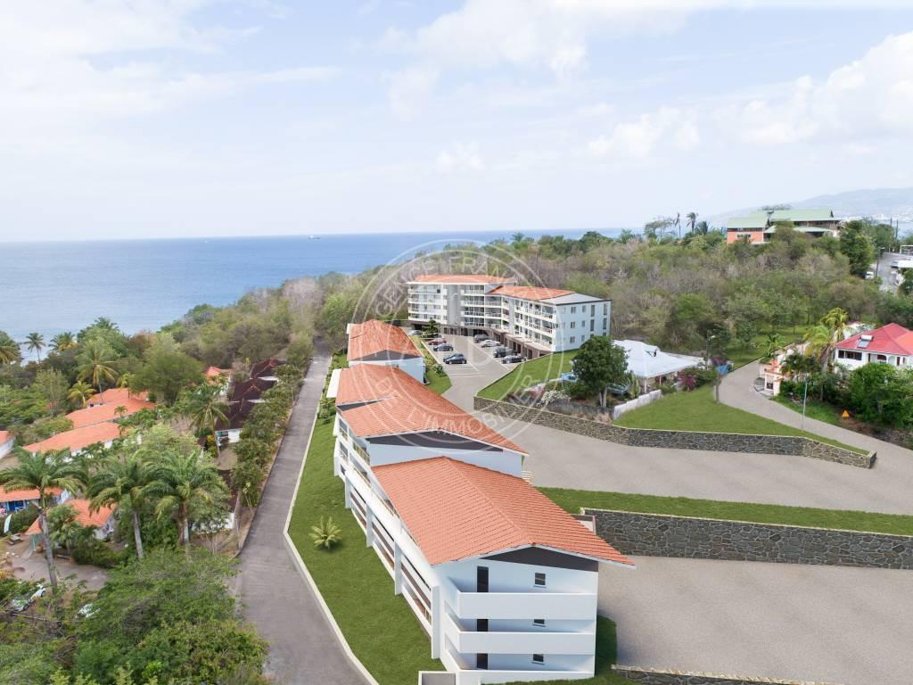 Résidence POINTE D'ALET en défiscalisation Loi : Pinel outre-mer à Martinique / Trois-Îlets