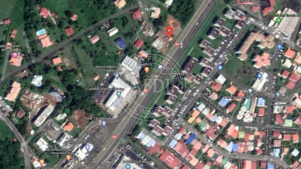 Programme neuf DOMAINE DE MANSARDE en défiscalisation à Robert (Martinique)
