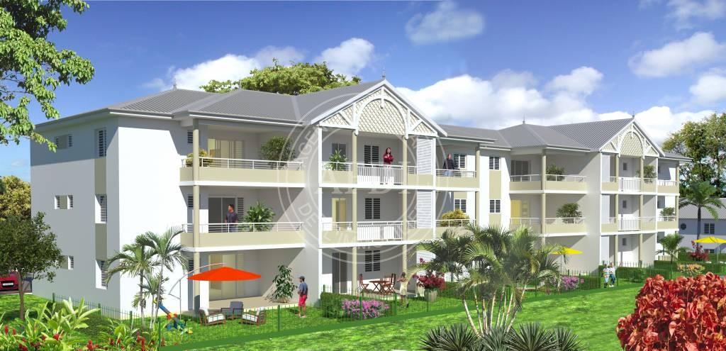 Résidence DOMAINE DE MANSARDE en défiscalisation Loi : Pinel outre-mer à Martinique / Robert