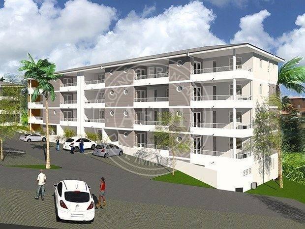 Résidence LE CLOS DES BAMBOUS en défiscalisation Loi : Pinel outre-mer à Martinique / Ducos