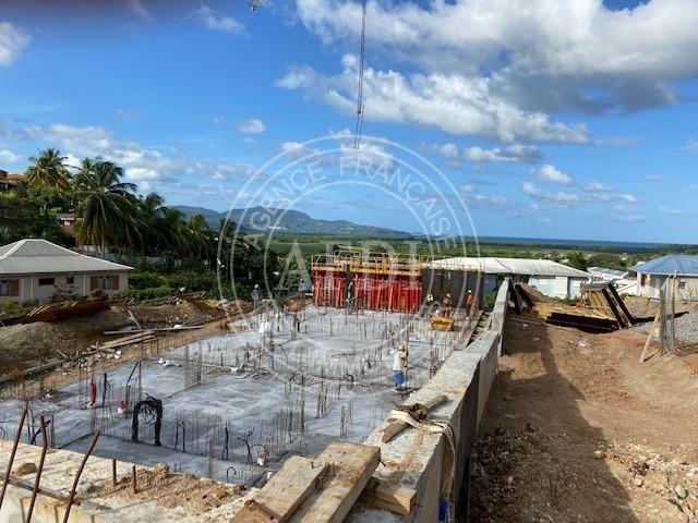 Programme neuf LE CLOS DES BAMBOUS en défiscalisation à Ducos (Martinique)