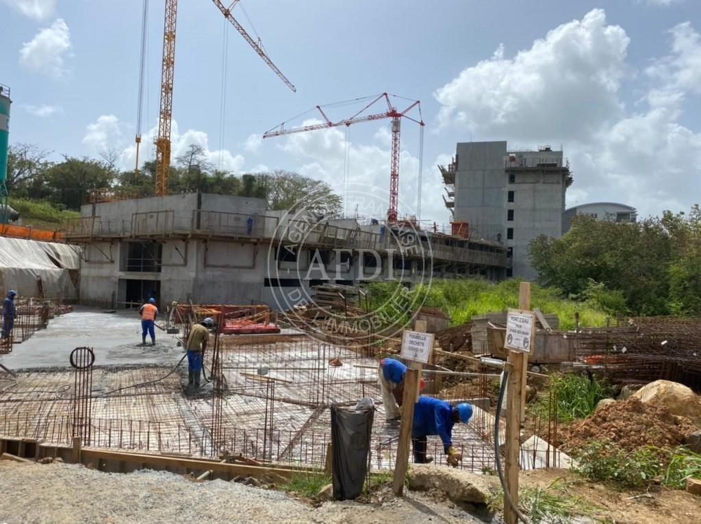 Programme neuf GRAND LARGE en défiscalisation à Fort-de-France (Martinique)