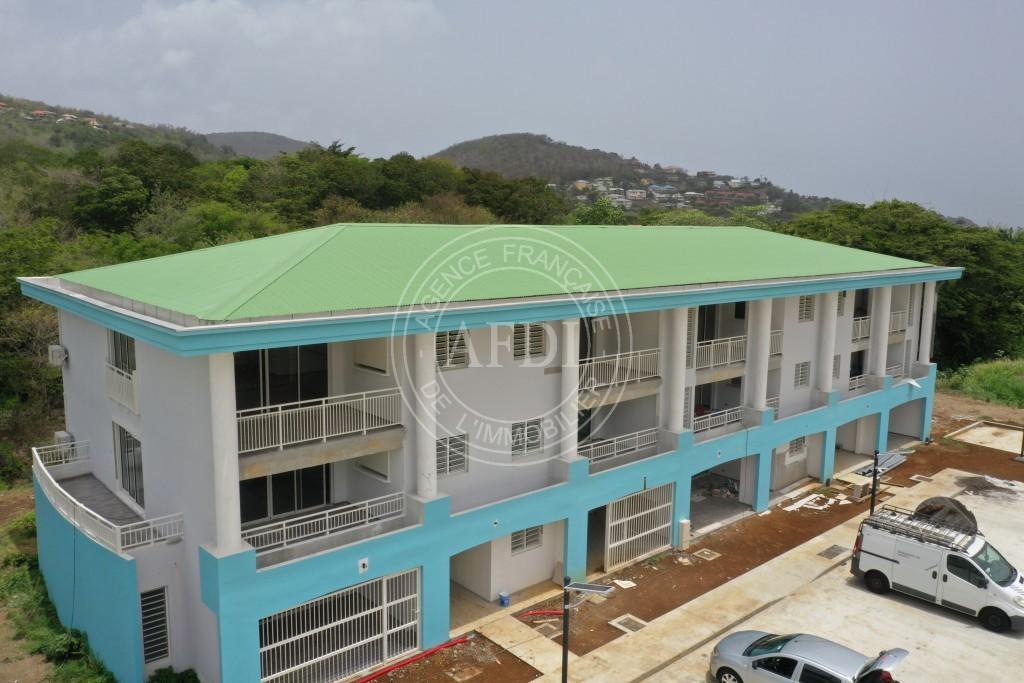 Résidence PATIO DE L'ANSE À L'ANE en défiscalisation Loi : Pinel à Martinique / Trois-Îlets