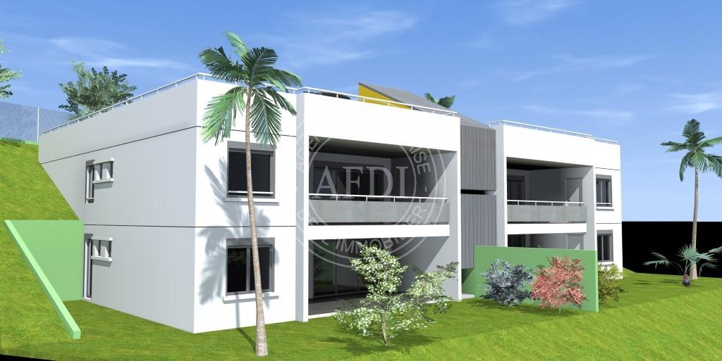 Résidence RÉSIDENCE ANOLI en défiscalisation Loi : Pinel outre-mer à Martinique / Fort-de-France