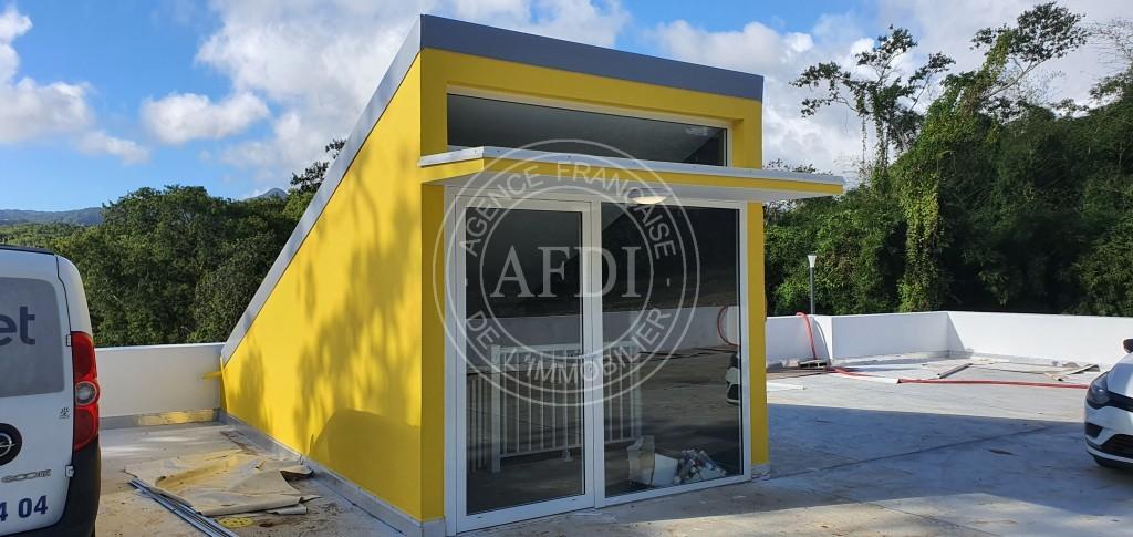 Programme neuf RÉSIDENCE ANOLI en défiscalisation à Fort-de-France (Martinique)