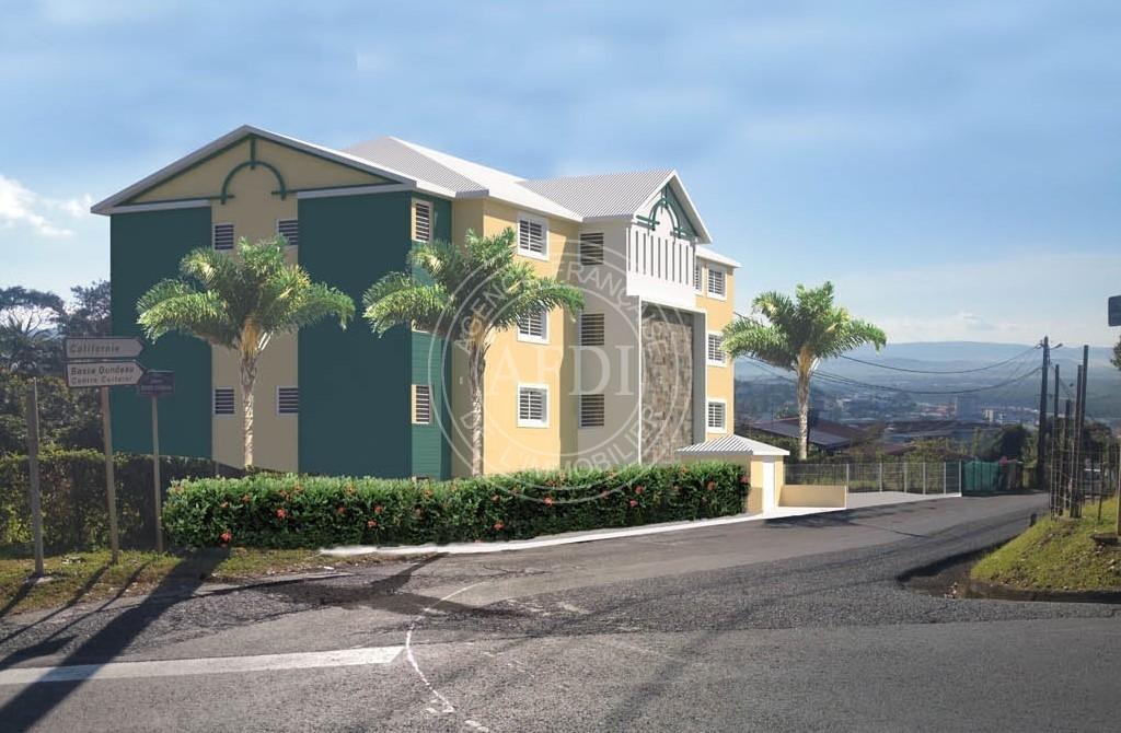 Résidence LA CARAMBOLE en défiscalisation Loi : Pinel outre-mer à Martinique / Lamentin
