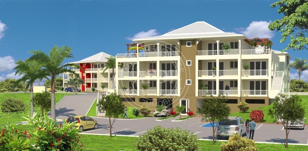 Résidence LE CLOS DE BÉLÈME III en défiscalisation Loi : Pinel outre-mer à Martinique / Lamentin