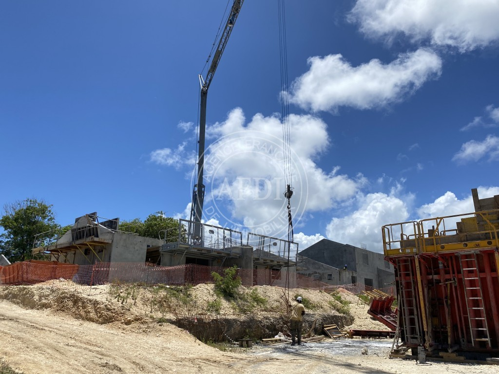 Programme neuf FLEURS DE CANNE en défiscalisation à Saint-François (Guadeloupe)