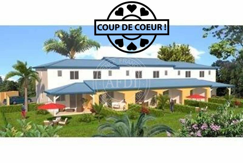 Résidence RÉSIDENCE PRIMEVÈRE en défiscalisation Loi : Pinel outre-mer à Guadeloupe / Sainte-Rose