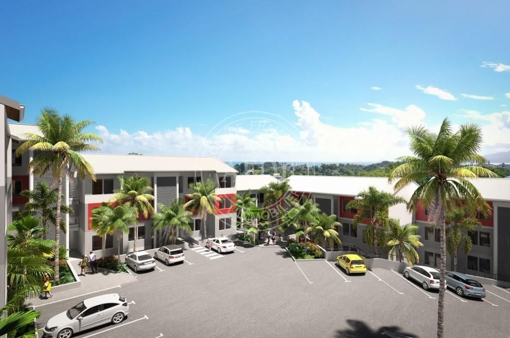 Résidence LE VAL D'OR en défiscalisation Loi : Pinel outre-mer à Guadeloupe / Abymes