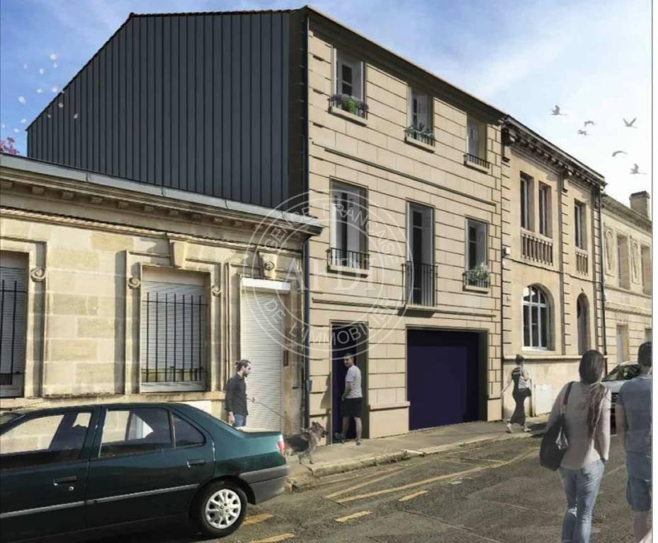 Résidence NANSOUTY REOLE en défiscalisation Loi : Sans défiscalisation à Gironde / Bordeaux