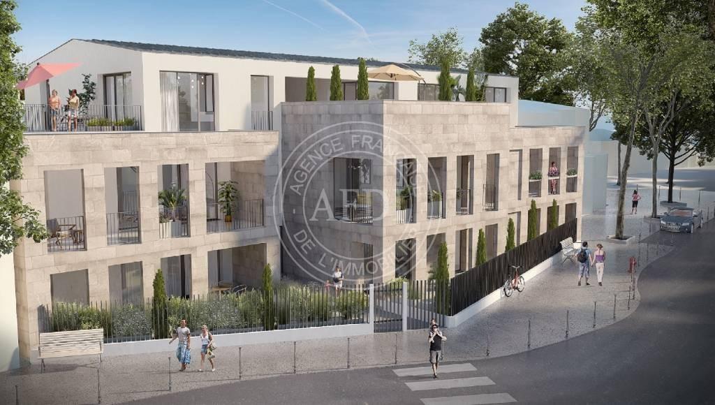 Résidence URBANIST en défiscalisation Loi : Pinel à Gironde / Pessac
