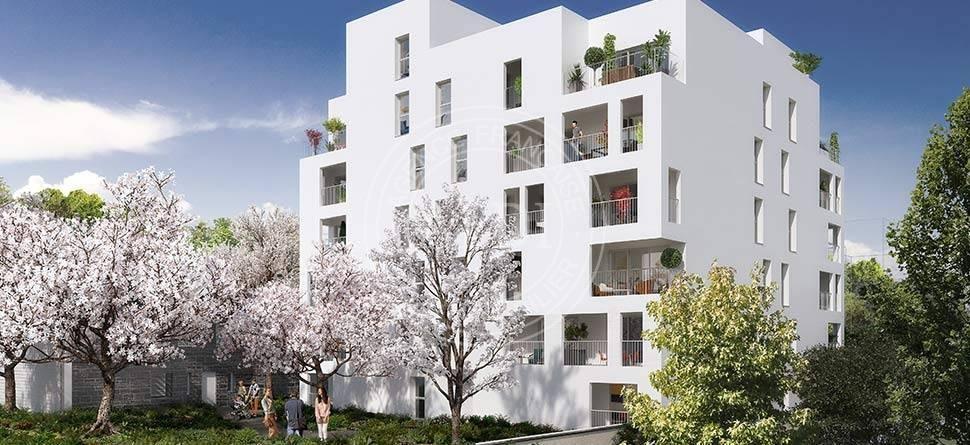 Résidence MANDALA en défiscalisation Loi : Pinel à Gironde / Bordeaux