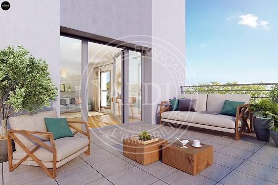 Logements neufs à Noisy-le-Sec - Résidence VISTA (région parisienne)