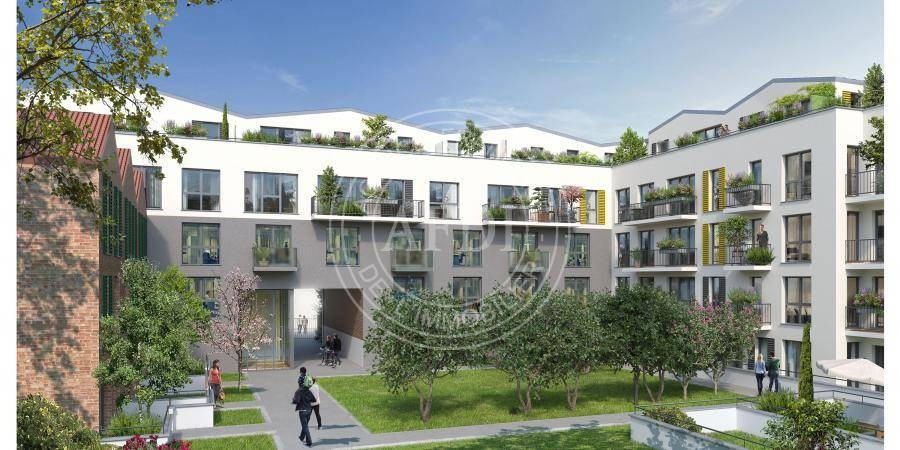 Logements neufs à Bagnolet - Résidence GRAINDORGE (région parisienne)