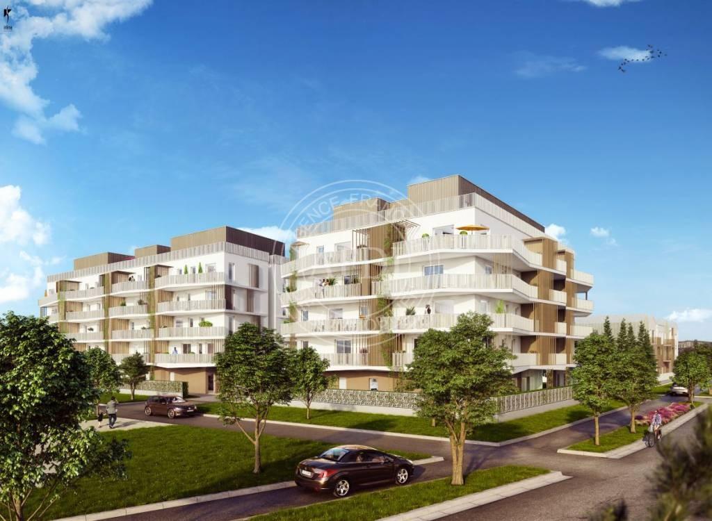 Logements neufs à Villepinte - Résidence VÉGÉTAL (région parisienne)