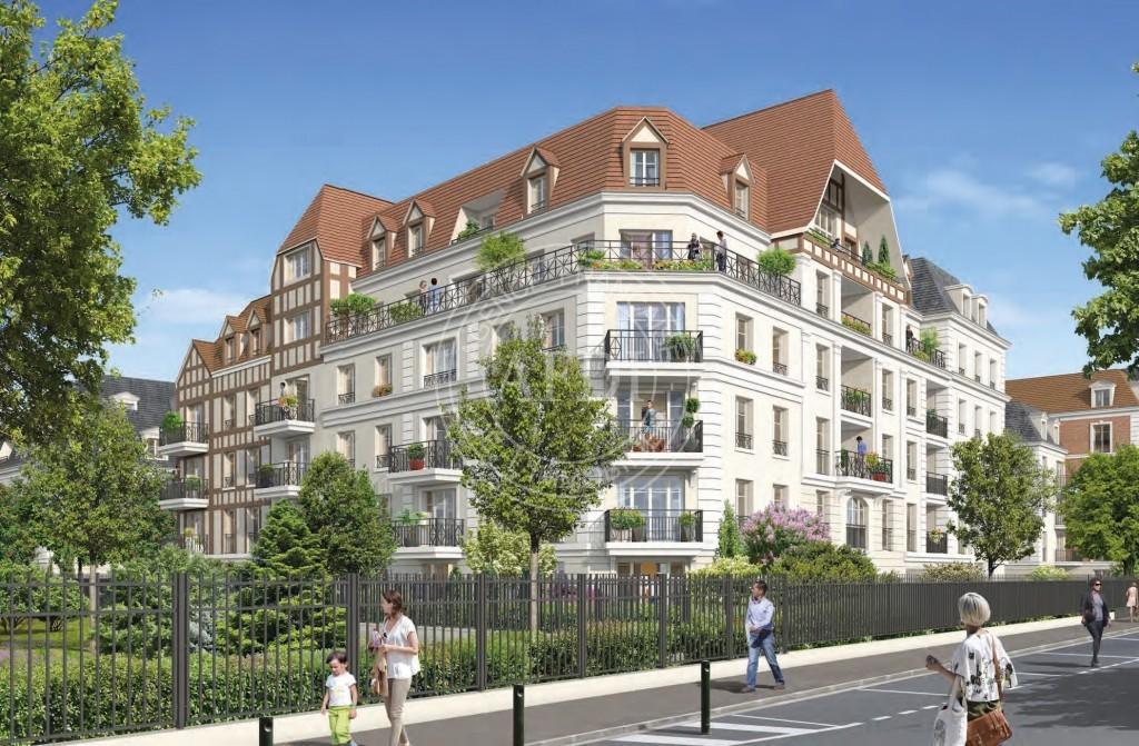 Logements neufs à Le Blanc-Mesnil - Résidence JARDINS DES ORFÈVRES (région parisienne)