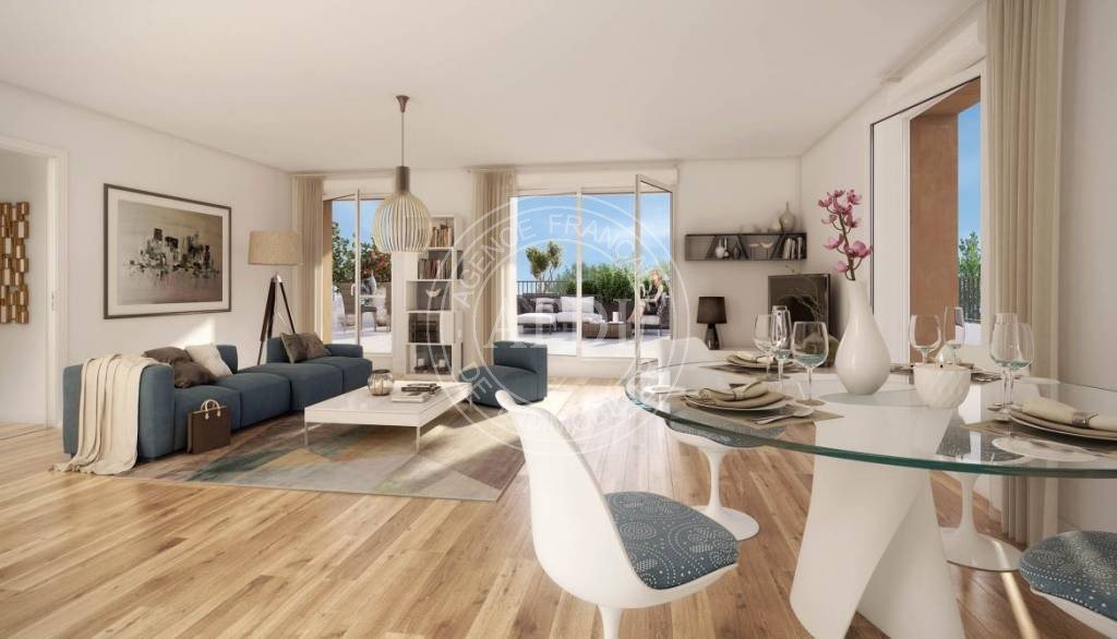 Logements neufs à Le Blanc-Mesnil - Résidence VILLA DES SABLES (région parisienne)