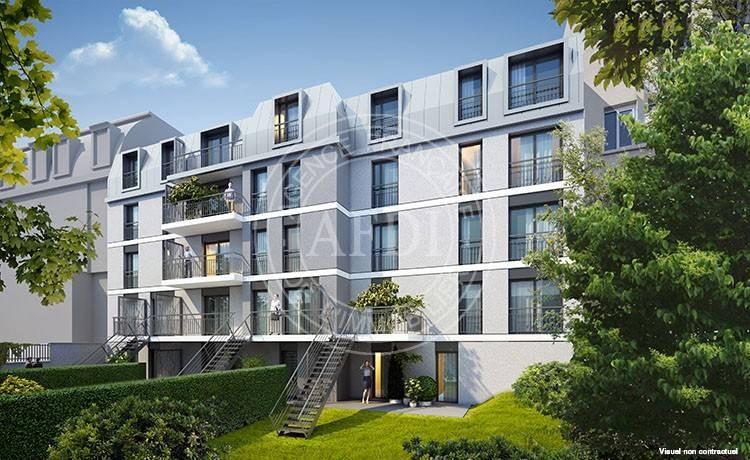 Logements neufs à Alfortville - Résidence REFLET EN SEINE (région parisienne)