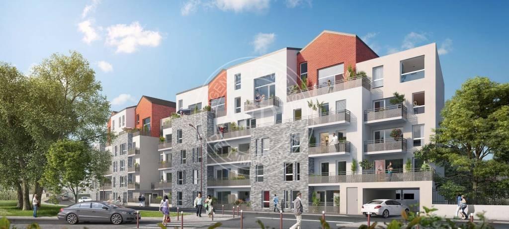 Logements neufs à Bezons - Résidence ORIGAMI (région parisienne)