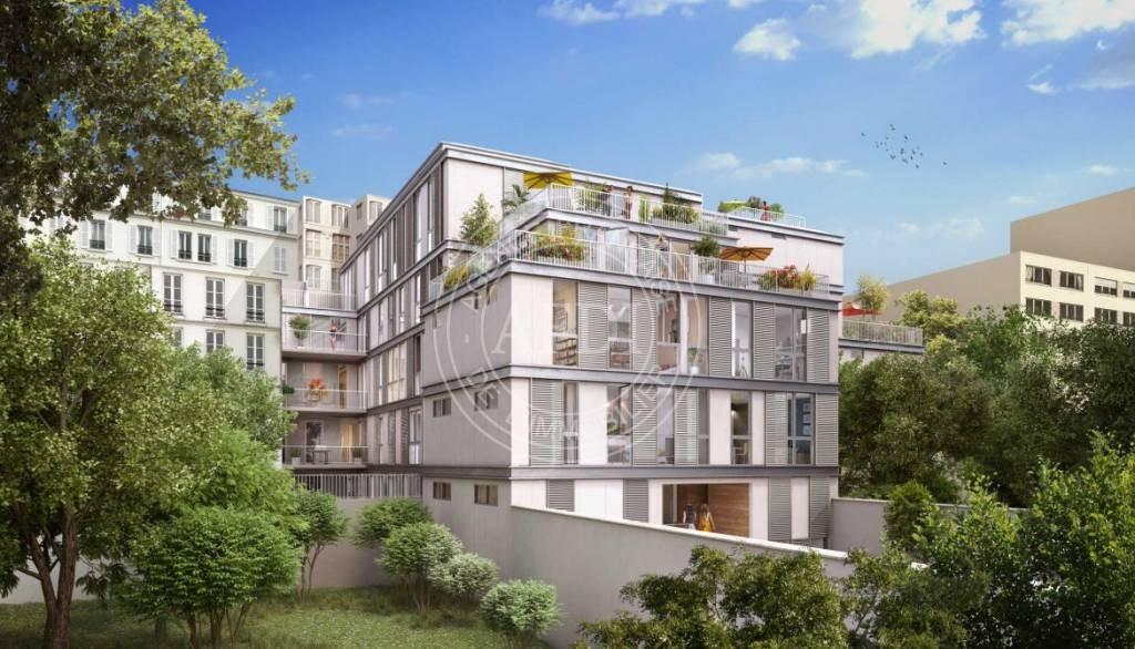 Logements neufs à Paris 5 - Résidence MURMURE DU TEMPS (région parisienne)