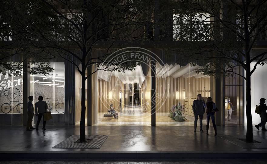 Logements neufs à Paris 13 - Résidence TOLBIAC (région parisienne)