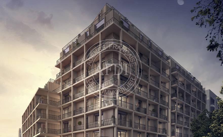 Résidence TOLBIAC en défiscalisation Loi : Pinel à Paris / Paris 13