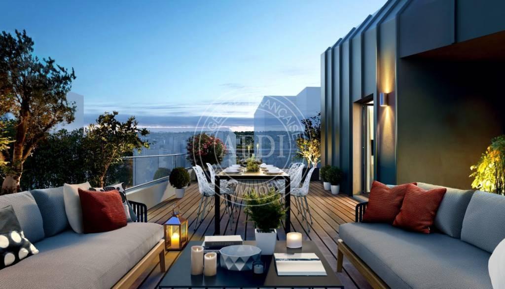 Logements neufs à Rueil-Malmaison - Résidence ENVIES (région parisienne)
