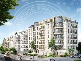 Résidence MAJESTIC en défiscalisation Loi : Pinel à Hauts-de-Seine / Fontenay-aux-Roses