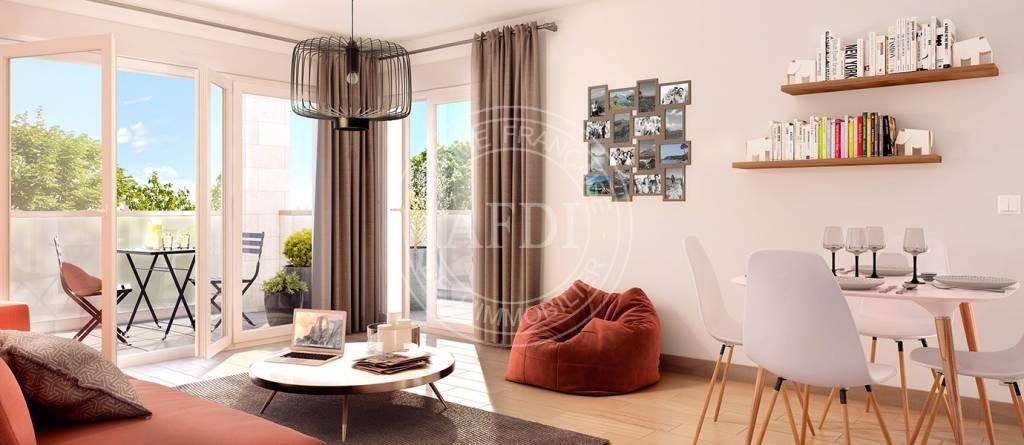 Logements neufs à Le Blanc-Mesnil - Résidence VILLA D'ALEMBERT (région parisienne)