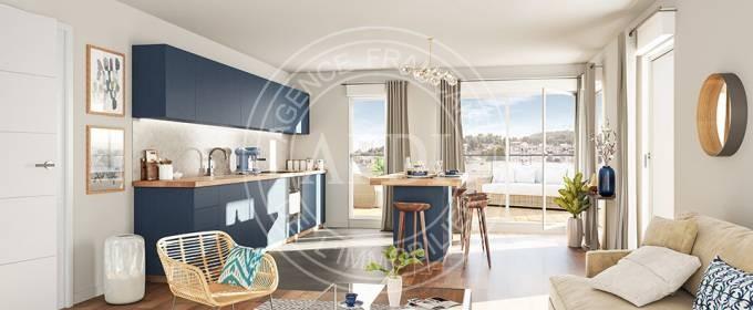 Logements neufs à Rueil-Malmaison - Résidence CARRÉ DE L'ARSENAL (région parisienne)