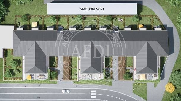 Logements neufs à Noisiel - Résidence LES TERRASSES DE NOISIEL (région parisienne)