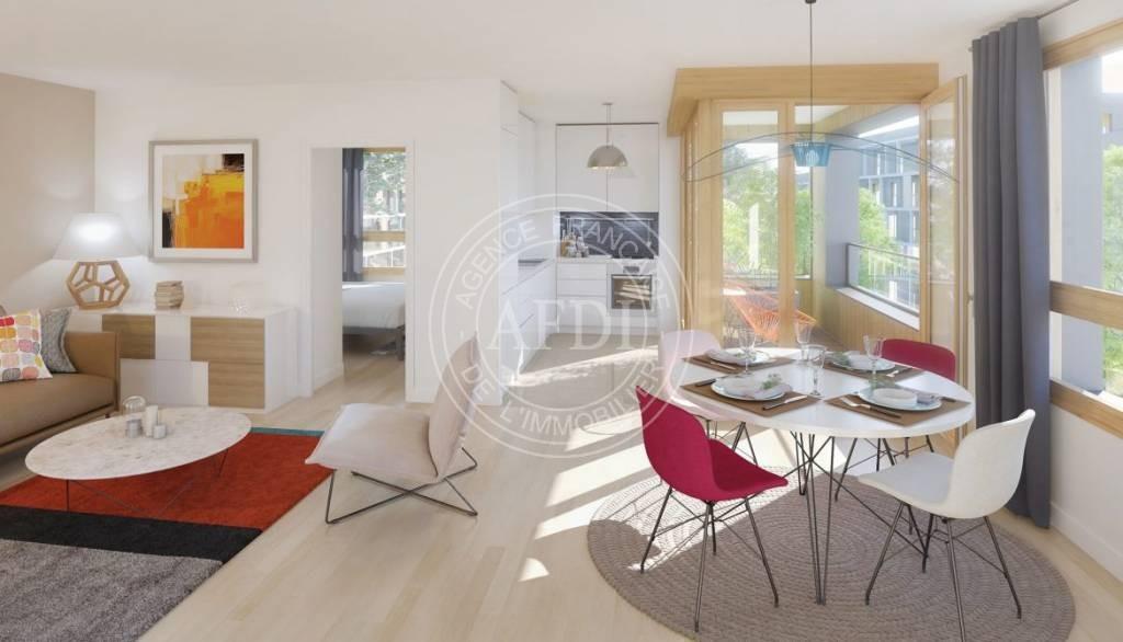 Logements neufs à Torcy - Résidence NATURE ET COTEAUX (région parisienne)