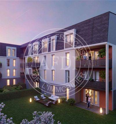 Logements neufs à Gretz-Armainvilliers - Résidence LES ARBORÉES (région parisienne)