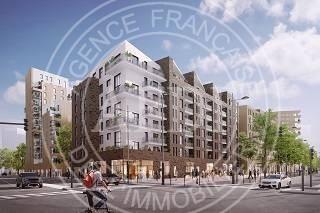 Logements neufs à Ivry-sur-Seine - Résidence LES LETTRES D IVRY SUR SEINE (région parisienne)