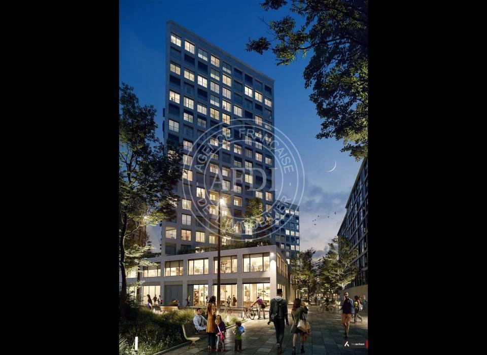 Logements neufs à Paris 18 - Résidence MON 18ÈME (région parisienne)