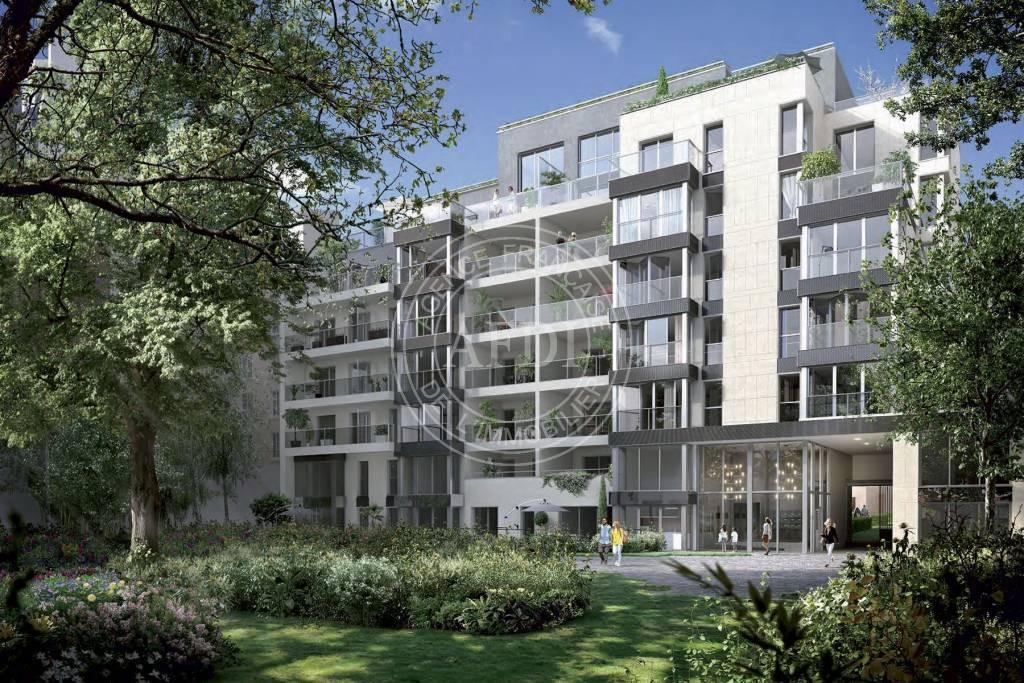 Logements neufs à Paris 15 - Résidence HORS DU TEMPS (région parisienne)