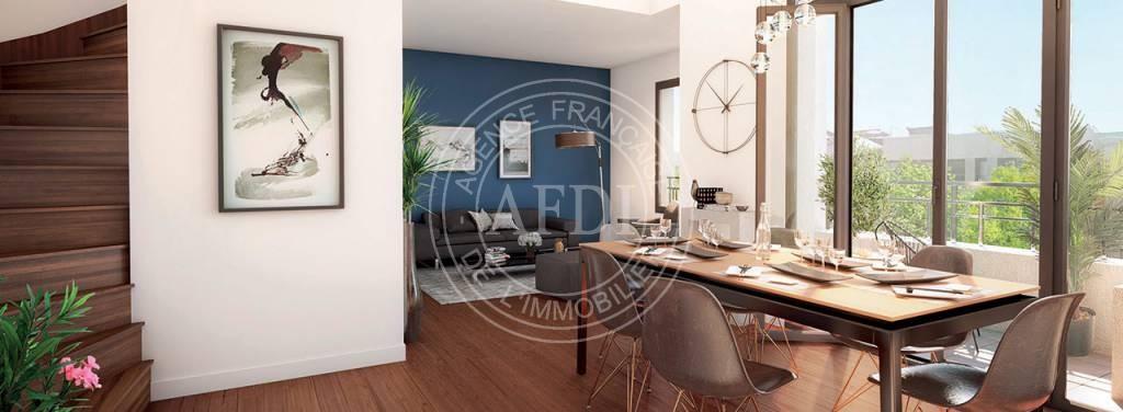Logements neufs à Juvisy-sur-Orge - Résidence LA VILLA D'ESTIENNE D'ORVES (région parisienne)