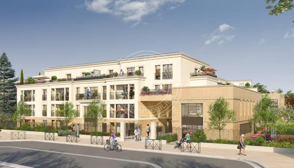 Logements neufs à Thiais - Résidence LE MAJESTIC (région parisienne)