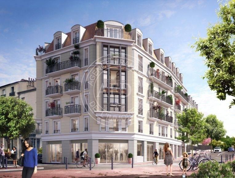 Résidence VILLA FLEURY en défiscalisation Loi : Pinel à Hauts-de-Seine / Clamart