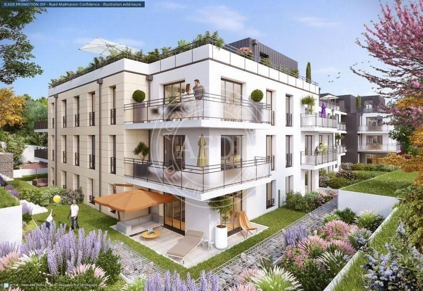 Logements neufs à Rueil-Malmaison - Résidence CONFIDENCE (région parisienne)
