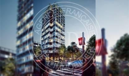 Résidence HIGH 17 en défiscalisation Loi : Pinel à Hauts-de-Seine / Asnières-sur-Seine