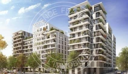 Résidence L'INSTANT en défiscalisation Loi : Pinel à Hauts-de-Seine / Clichy