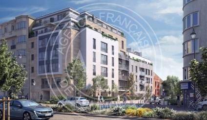 Résidence INFLUENCE en défiscalisation Loi : Pinel à Hauts-de-Seine / Bourg-la-Reine