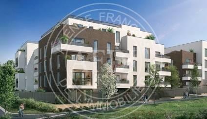 Résidence HELIANTHUS en défiscalisation Loi : Pinel à Seine-et-Marne / Combs-la-Ville