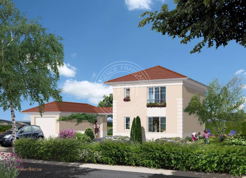 Logements neufs à Épône - Résidence LES PAVILLONS DE L'ORMETEAU (région parisienne)